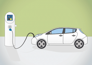 חוק מקרקעין לטעינת רכב חשמלי