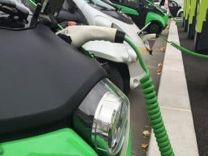 עמדות טעינה לרכב חשמלי