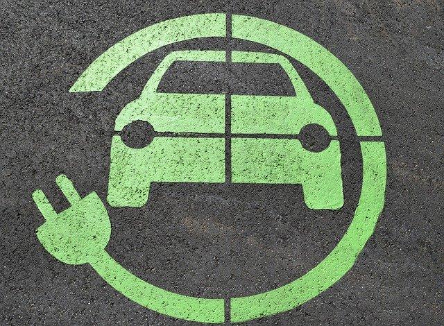 טעינה אלחוטית לרכב חשמלי