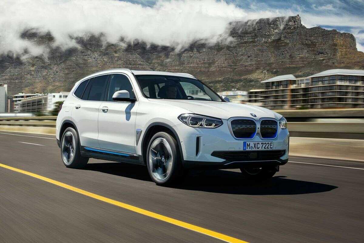 BMW IX3 - השקט (החשמלי) שלפני הסערה