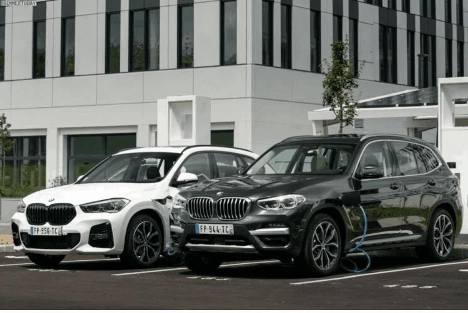 חדש בישראל:  BMW X1 & X3 Plug-in hybrid